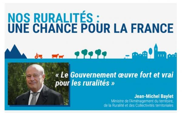 NOS RURALITES, UNE CHANCE POUR LA FRANCE